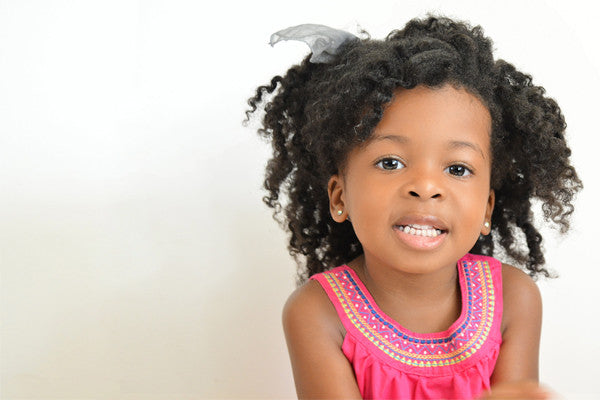 How To Care For Your Child's Natural Hair