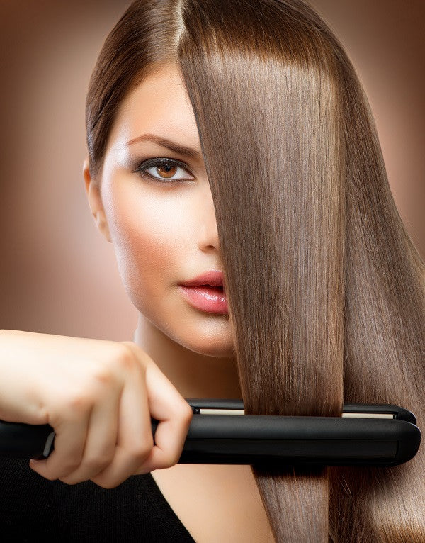 Flat Iron Straightener Safety Tips