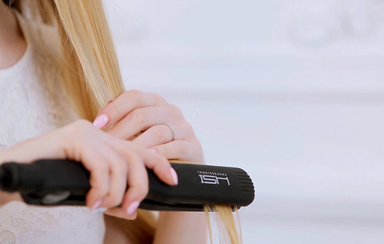 HSI Glider Elite - Digital Ceramic Flat Iron Hair Straightener