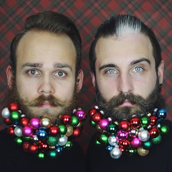 Christmas Beards!