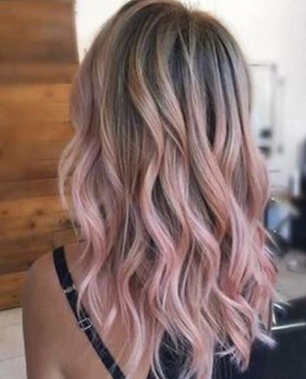 Summer Hair Color Trends 2018