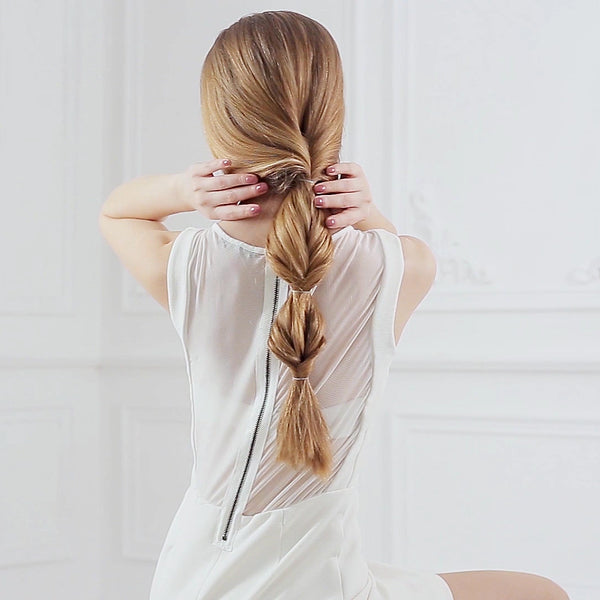 Easy Loop Ponytail For Medium Long Hair Hsi Professional