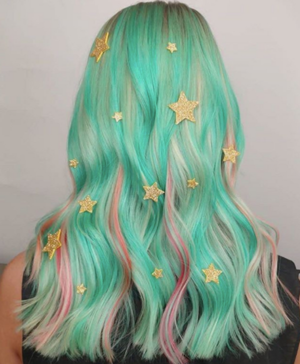 Look of the Moment: Mermaid Hair