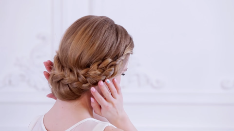 How To: Bohemian Braided Crown