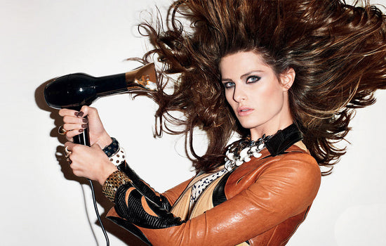 Get A Salon-Quality Bouncy Blowout at Home