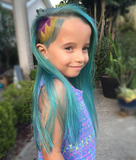 Kids With Cool, Unnatural Hair Color