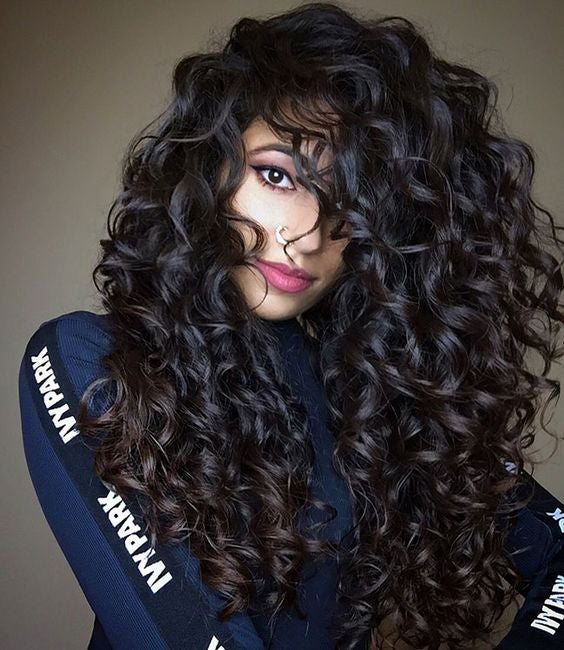Curly Girlies to Inspire You