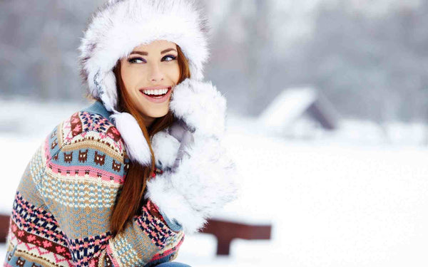 Keeping Your Hair Healthy This Cold Season