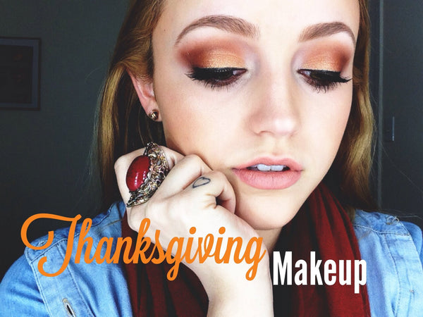 This Seasons Makeup Trends - The Thanksgiving Edition