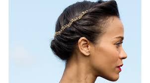 5 Protective Updo Hairstyles For Natural Hair