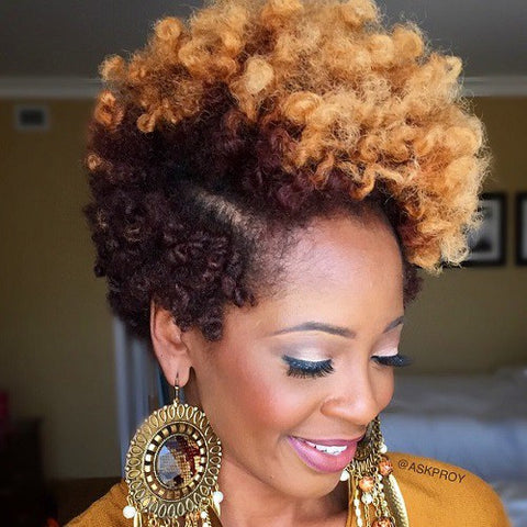 The Best Styles For Short Natural Hair Hsi Professional