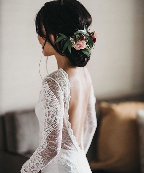 Bridal Hair Ideas | HSI Professional