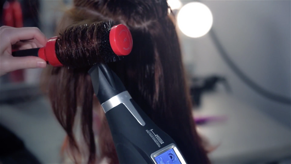 professional hair straightener from HSI