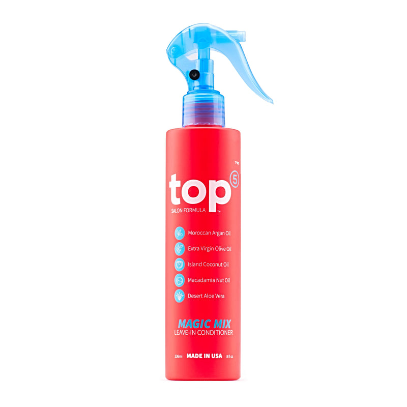 Top 5 Salon Formula - Leave-in Conditioner