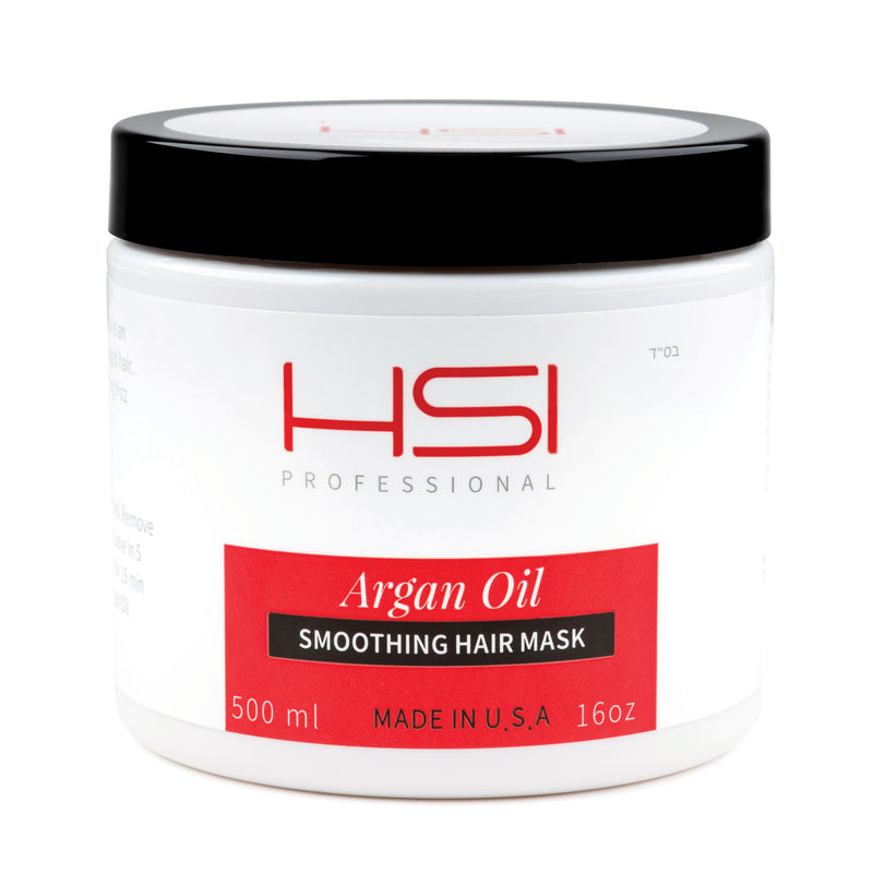 Argan Oil Hydrating Smoothing Mask