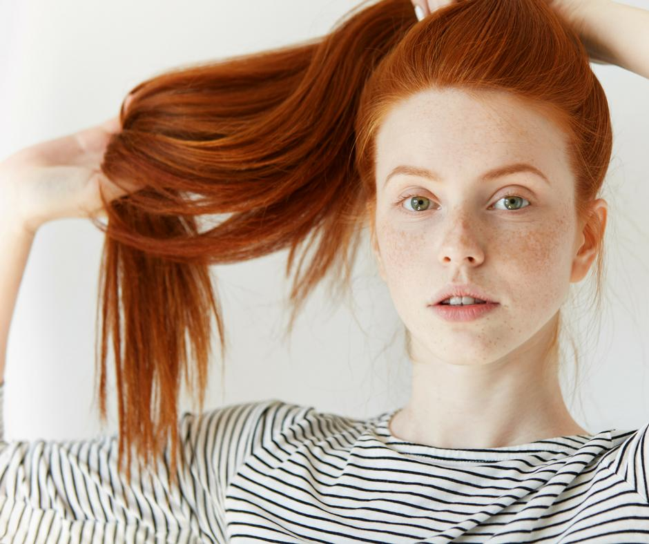 The Solution to Four Common Hair Problems