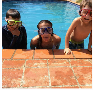 Mask & Snorkel set. Mid year special price NOW ONLY $30 (save $10)