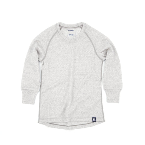 Everyday Merino Shirt Heather Gray