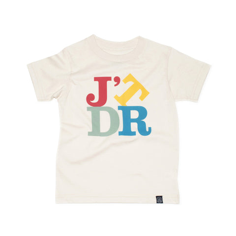 J'TDR - Organic Cotton Tee