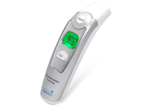 Innovo Medical Forehead And Ear Thermometer Best Thermometer Top Rated