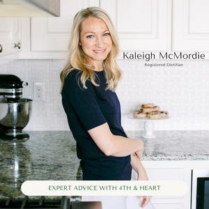 Kaleigh McMordie, Registered Dietitian