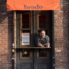 Marco Canora, founder of Brodo.
