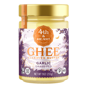 Garlic Ghee