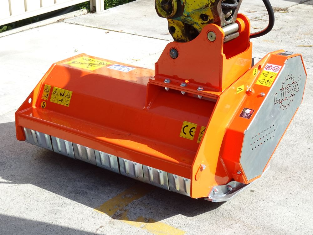 Flail Mower for Mini Excavator TLBE-90
