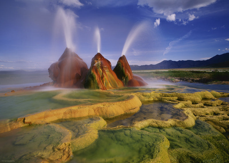 29713 Fly Geyser 1000 pieces Jigsaw Puzzle