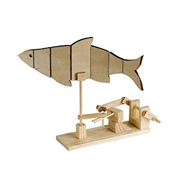 Mechanical Model: Fish Kit