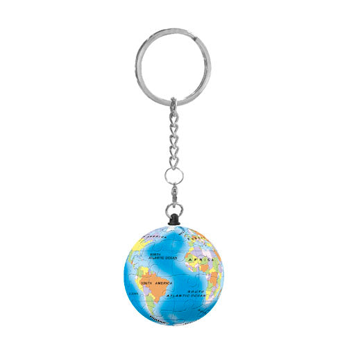 Puzzle Keychain (24 pieces) - A2901 - Blue Globe