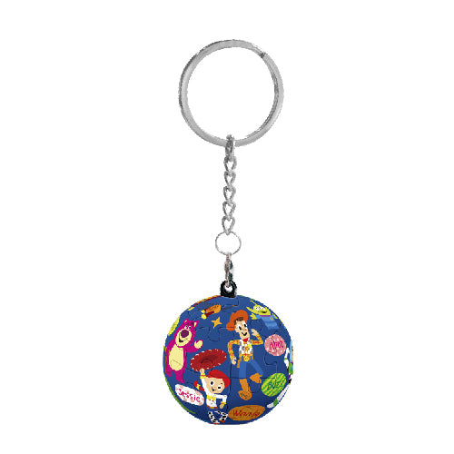 Puzzle Keychain (24 pieces) - Toy Story