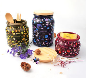 Puzzle Jar 64 pieces - plantica - Intoxication Love