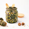 Puzzle Jar 96 pieces - plantica - Autumn Posture