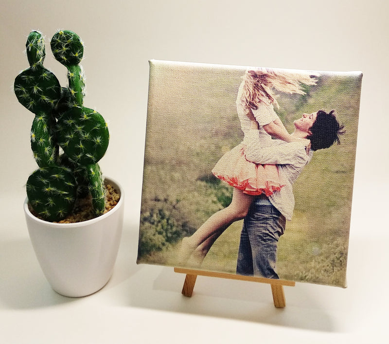 Customise Canvas Photo Print