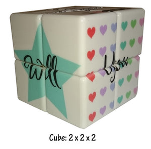 Customise Rubik's Cube