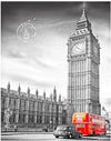 Big Ben England 500 pieces Pintoo Jigsaw Puzzle H1534