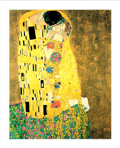 500 pieces - Klimt -The Kiss