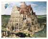 2000 pieces - Bruegel - Tower of Babel, 1563