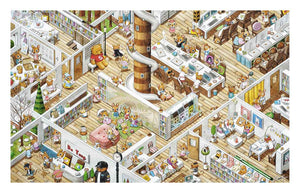 The Office 1000 pieces Jigsaw Puzzle