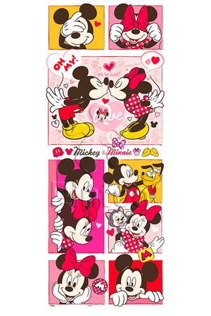 1000 pieces - Mickey Mouse Family - Sweet Together