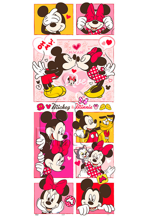 1000 pieces - Mickey & Minnie