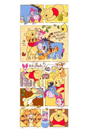 Winnie The Pooh 1000 pieces Jigsaw Puzzle Pintoo