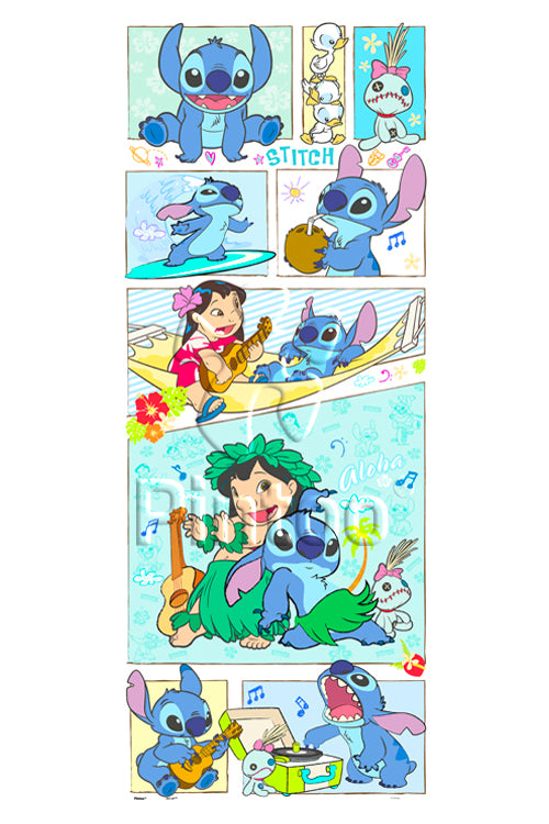 Lilo & Stitch 1000 pieces Jigsaw Puzzle Pintoo