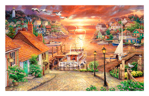 Chuck Pinson - New Horizons 1000 pieces Jigsaw Puzzle Pintoo