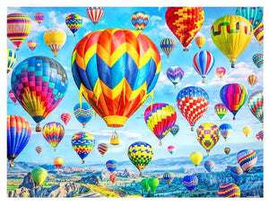 Pintoo H2085 Lars Stewart - Hot Air Balloon Festival 1200 pcs Jigsaw Puzzle