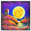 1600 pieces Pintoo Jigsaw Puzzle - Darren Mundy - Golden Moon River