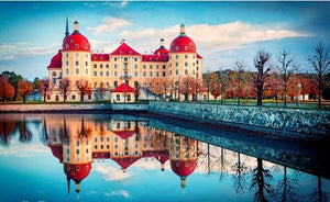 Moritzburg Castle, Germany 1000 pieces Jigsaw Puzzle Pintoo H2174