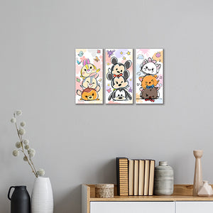 Puzzle Canvas Set (360 pieces) - Tsum Tsum