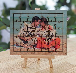 Customise Wood Puzzle